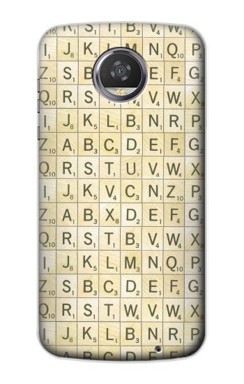 Printed Scrabble Word Game HTC Desire 310 Case