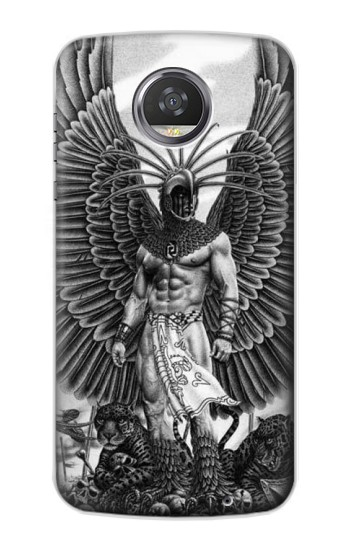 Printed Aztec Warrior HTC Desire 310 Case