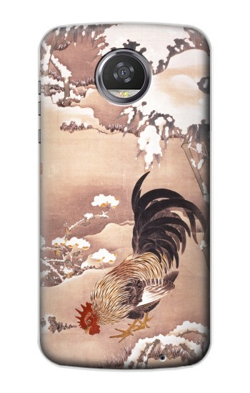 Printed Ito Jakuchu Rooster HTC Desire 310 Case