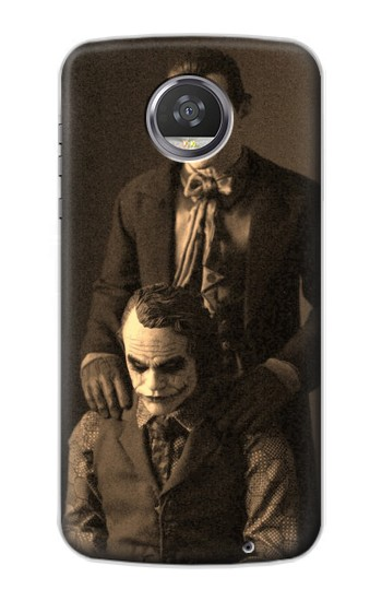 Printed Jokers Together HTC Desire 310 Case