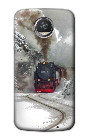 Printed Steam Train HTC Desire 310 Case