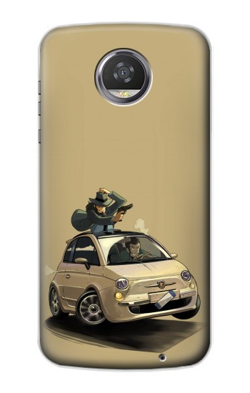 Printed Lupin The Third HTC Desire 310 Case