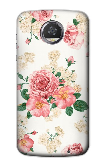 Printed Rose Pattern HTC Desire 310 Case