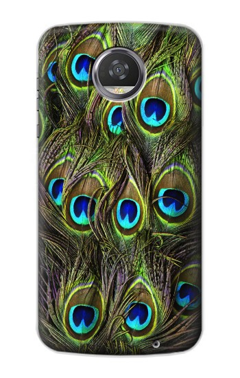 Printed Peacock Feather HTC Desire 310 Case