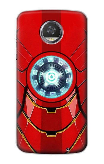 Printed Ironman Armor Arc Reactor Graphic Printed HTC Desire 310 Case