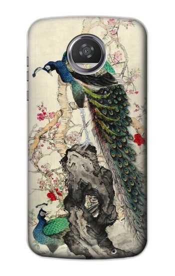 Printed Peacock Painting HTC Desire 310 Case