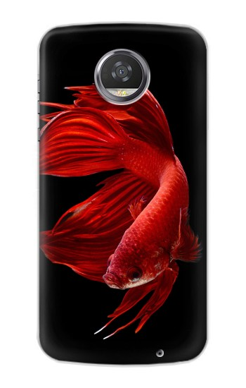 Printed Red Siamese Fighting Fish HTC Desire 310 Case
