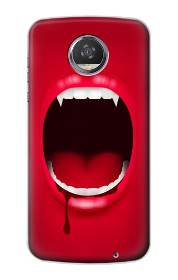 Printed Vampire Mouth HTC Desire 310 Case