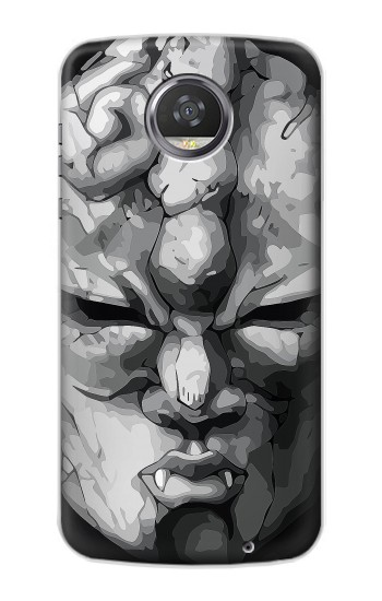 Printed Jojo Bizarre Adventure Stone Mask HTC Desire 310 Case