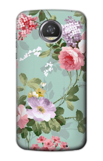 Printed Flower Floral Art Painting HTC Desire 310 Case