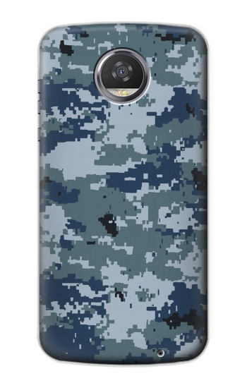 Printed Navy Camo Camouflage Graphic HTC Desire 310 Case