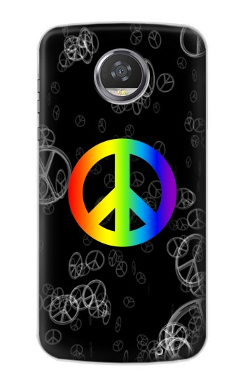 Printed Peace Sign HTC Desire 310 Case