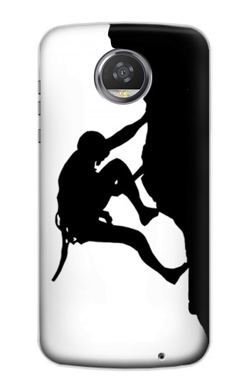 Printed Mountain Climber Climbing HTC Desire 310 Case