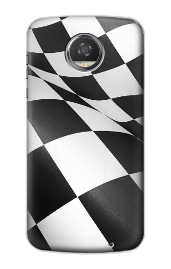 Printed Checkered Winner Flag HTC Desire 310 Case