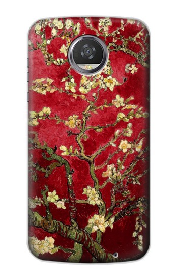 Printed Red Blossoming Almond Tree Van Gogh HTC Desire 310 Case