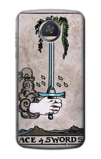 Printed Tarot Ace of Swords HTC Desire 310 Case