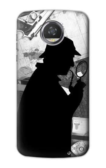 Printed Detective Sherlock Holmes HTC Desire 310 Case