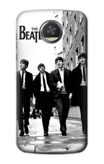 Printed The Beatles in London HTC Desire 310 Case