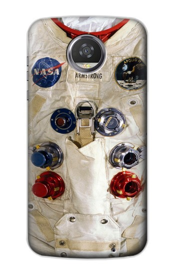 Printed Neil Armstrong White Astronaut Spacesuit HTC Desire 310 Case