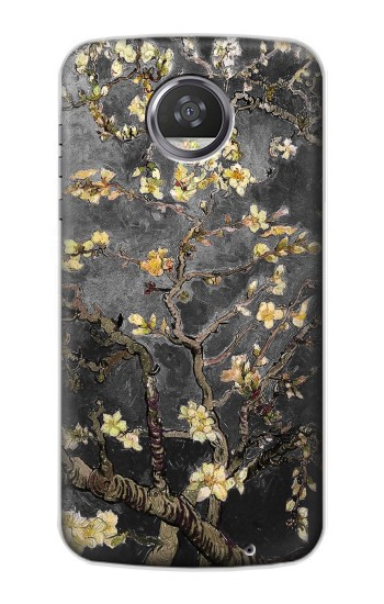 Printed Black Blossoming Almond Tree Van Gogh HTC Desire 310 Case