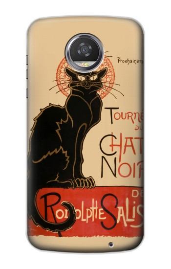 Printed Chat Noir The Black Cat HTC Desire 310 Case