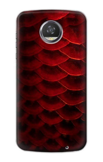 Printed Red Arowana Fish Scale HTC Desire 310 Case