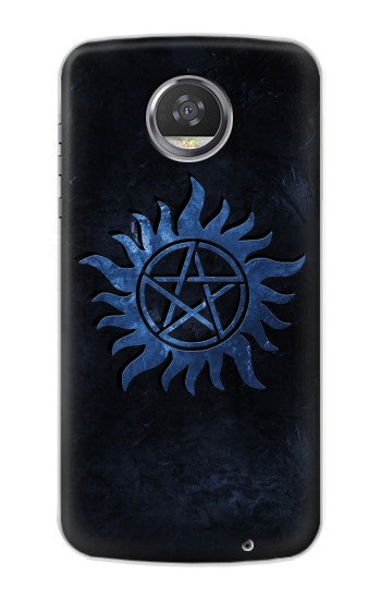 Printed Supernatural Anti Possession Symbol HTC Desire 310 Case