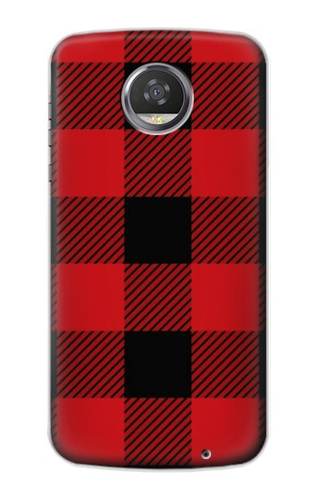 Printed Red Buffalo Check Pattern HTC Desire 310 Case