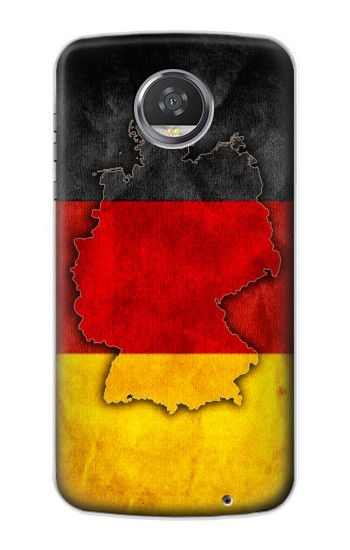 Printed Germany Flag Map HTC Desire 310 Case