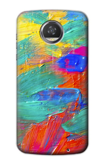 Printed Brush Stroke Painting HTC Desire 310 Case