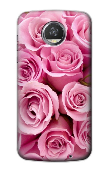 Printed Pink Rose HTC Desire 310 Case