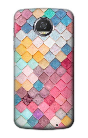 Printed Candy Minimal Pastel Colors HTC Desire 310 Case