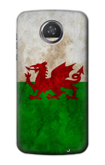 Printed Wales Red Dragon Flag HTC Desire 310 Case