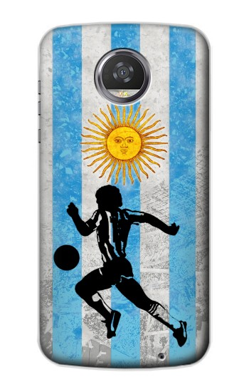 Printed Argentina Football Flag HTC Desire 310 Case