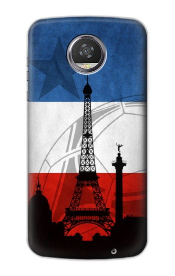 Printed France Football Flag HTC Desire 310 Case