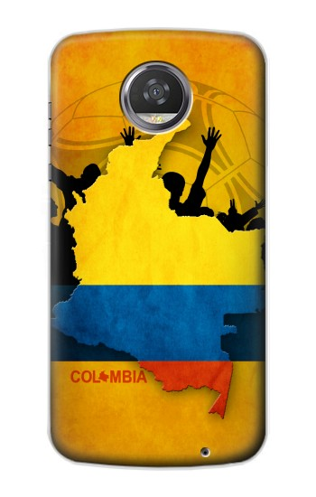 Printed Colombia Football Flag HTC Desire 310 Case