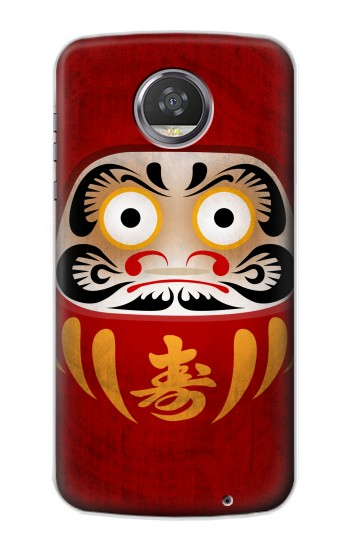 Printed Japan Good Luck Daruma Doll HTC Desire 310 Case