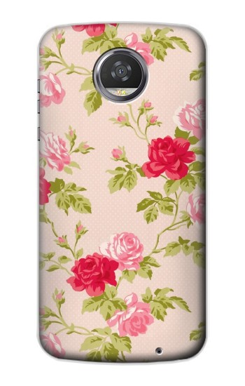 Printed Pretty Rose Cottage Flora HTC Desire 310 Case
