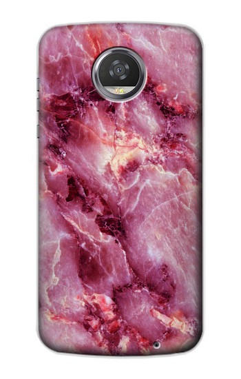 Printed Pink Marble Texture HTC Desire 310 Case
