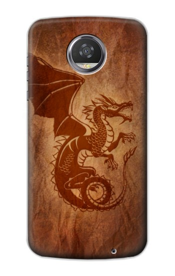Printed Red Dragon Tattoo HTC Desire 310 Case