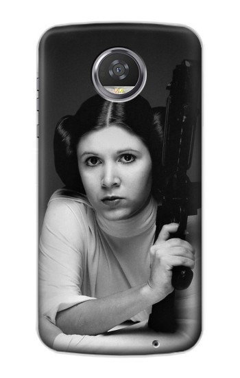 Printed Princess Leia Carrie Fisher HTC Desire 310 Case