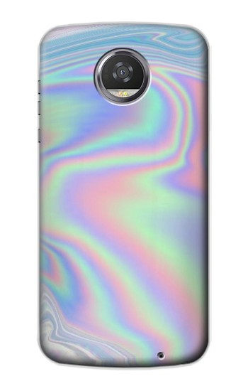 Printed Pastel Holographic Photo Printed HTC Desire 310 Case