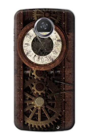 Printed Steampunk Clock Gears HTC Desire 310 Case