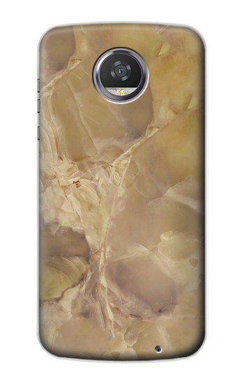Printed Yellow Marble Stone HTC Desire 310 Case