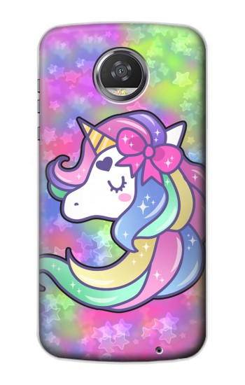 Printed Pastel Unicorn HTC Desire 310 Case