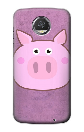 Printed Pig Cartoon HTC Desire 310 Case