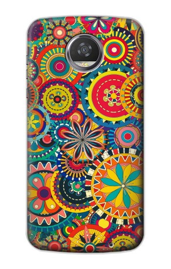 Printed Colorful Pattern HTC Desire 310 Case