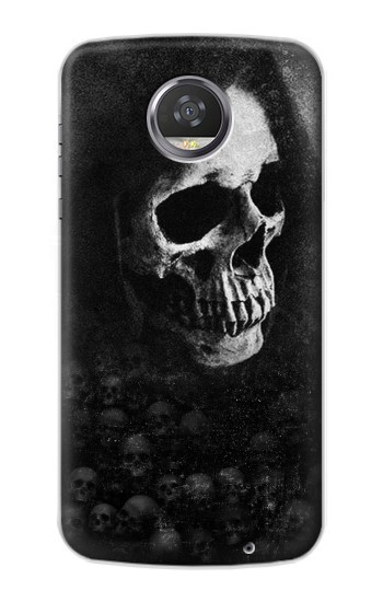 Printed Death Skull HTC Desire 310 Case