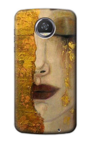 Printed Gustav Klimt Golden Tears HTC Desire 310 Case