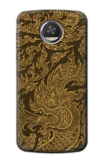 Printed Thai Art Naga HTC Desire 310 Case